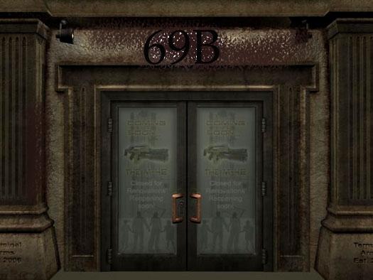 69B front door
